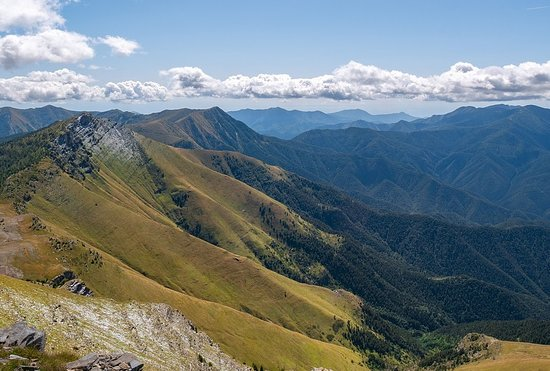 Inde : Mountains