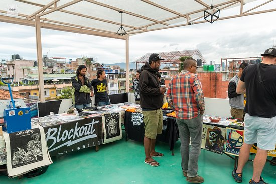 "Katmandú, Nepal: ""Not A Market"" Urban Reflections Event"
