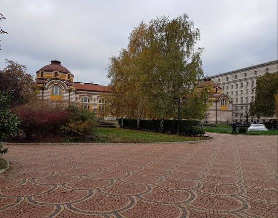 "Park ""Tsentralna Banya"""