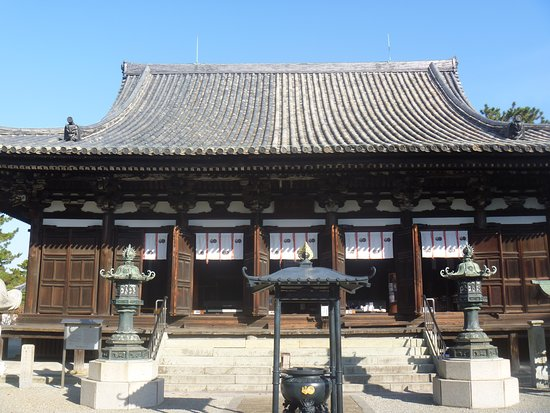 Kakurin-ji Temple Main Hall