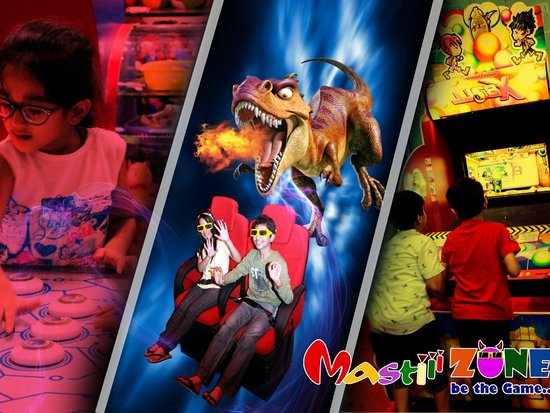 Games are always about reflexes, instincts and chances, instill in your child how to never let go off an opportunity at Mastiii Zone!  🎮💪👾 . . . Visit our website to find more about this destination located at The Grand Venice Mall, Greater Noida :  Http://www.modernmasti.com 📌 . . . #MastiiiZone #Gamezone #Games #gaming #virtualrealitygames #Virtualreality #Vrgames  #Snowmastiii #Adventure