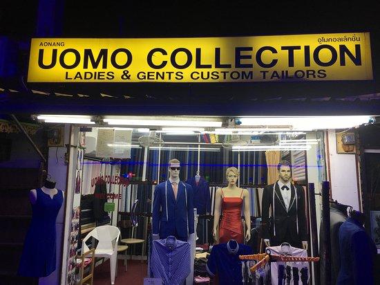 Uomo collection Photo