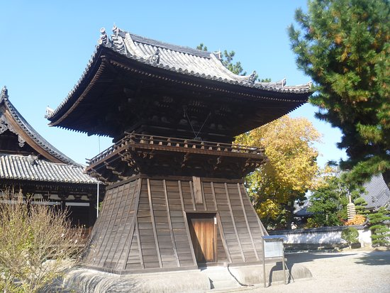 Kakurin-ji Temple Bell Tower