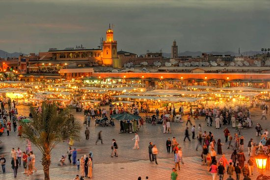 Marrakech daily tours