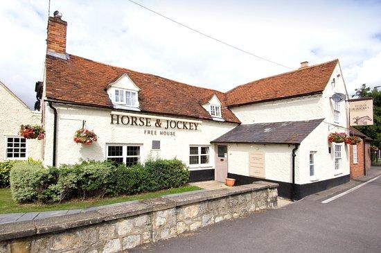 Horse & Jockey restaurant exterior