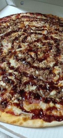 very good pizza BBQ Sauce