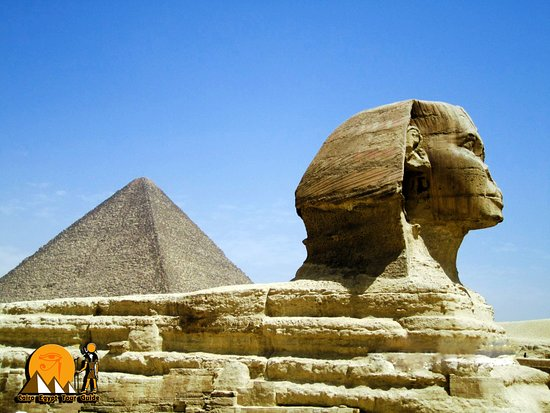The Great Sphinx - Giza Pyramids