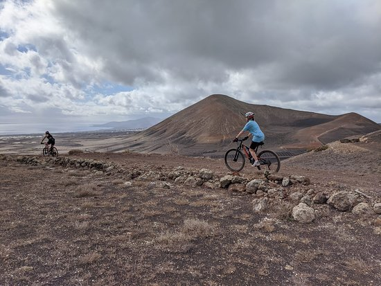 Circumnavigating volcanoes!