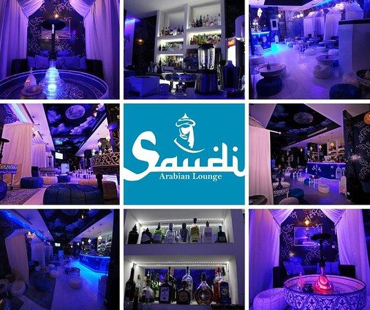 Saudi Arabian Lounge