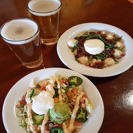 Perogy Poutine or Perogy Nachos-you choose your favorite!
