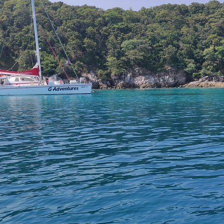 Ko Racha Yai, Thajsko: One of the most beautiful islands that is still a bit unexplored... Surely a must visit Raya and Racha Noi Island 🏝 🏝️🏝️🏝️