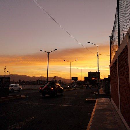 Arequipa, Peru: Queda!
