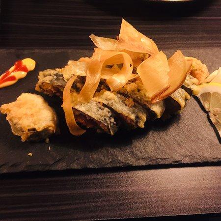 Sushi i harmoni