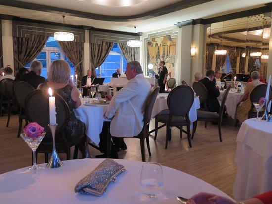 The Grand Ballroom dining