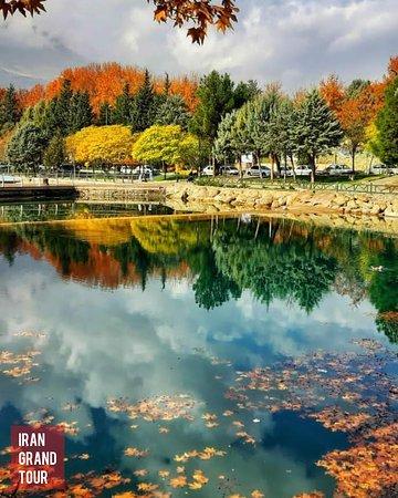 Khorramabad, Iran: Keeyow lake, khoram abad, lorestan
