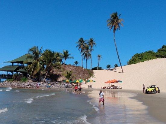 Natal, RN: Praia de Genioabu