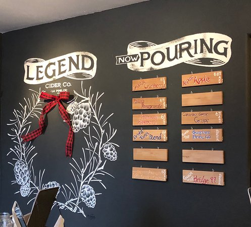 Legend Cider Company and Food Truck