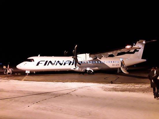Finnair: Kone uudistettu myös ulkoa