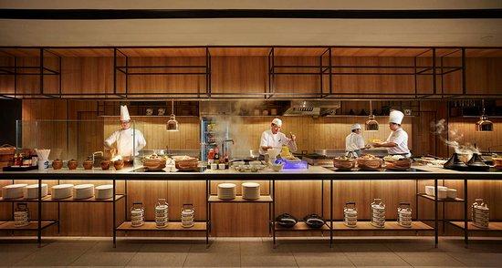 PARKROYAL Penang Resort Cinnamon Show Kitchen