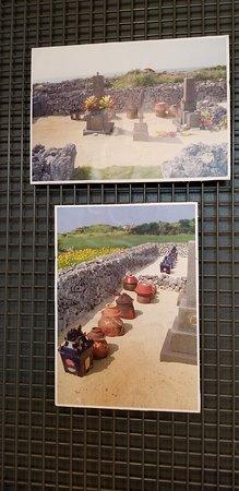 遺体をおさめる厨子甕の写真(下)