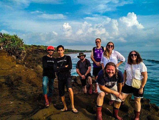Tabanan, Indonesia: Kelating atv