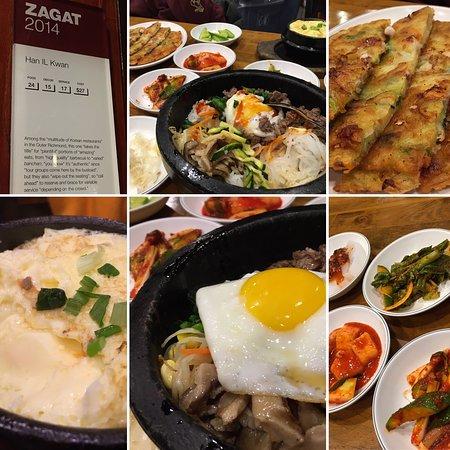 Han II Kwan Korean Restaurant