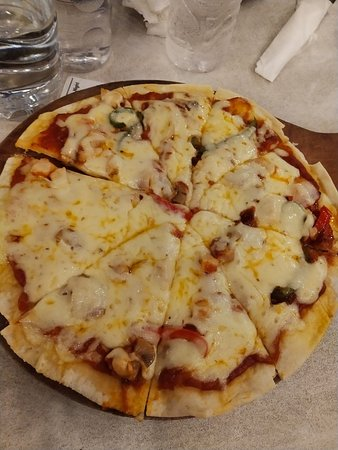 PIZZA YOUR CHOICE