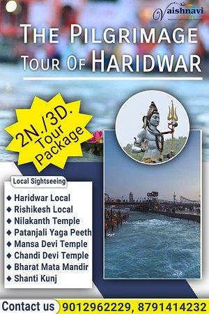 #The_Pilgrimage_Tour_of_Haridwar_____ Haridwar Tour Program ◆ Haridwar Local ◆ Rishikesh Local ◆ Har Ki Pauri ◆ Manasa Devi Temple ◆ Chandi Devi Temple ◆ Daksh Prajapati Temple ◆ Maya Devi Temple ◆ Bharat Mata Mandir ◆ Shanti Kunj ◆ Patanjali Yoga Peeth  Tour Packages Start from Delhi. ______________________________________________ #Haridwar_Tour_Program #Haridwar_Taxi_Service #Haridwar #Manasa_Devi_Temple #Chandi_Devi_Temple #Daksh_Prajapati_Temple _____________________________________________