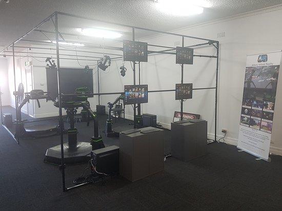 Albury VR - Virtual Reality Arcade