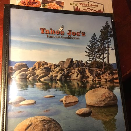 Fresno, Kalifornia: Tahoe Joe's