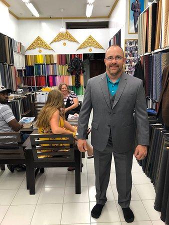 King's Fashion Tailor in Ao nang Krabi  www.kings-fashion.com