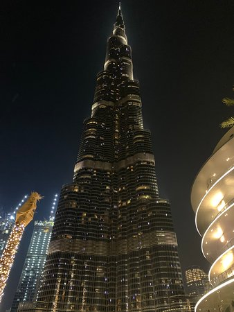 "At the Top, Burj Khalifa - Levels 125+124 ""General Admission"" Photo"
