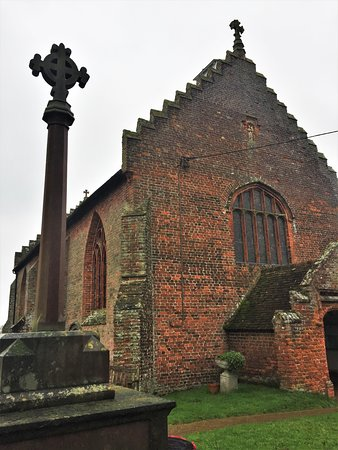 3.  St John the Baptist Church, Smallhythe, Kent