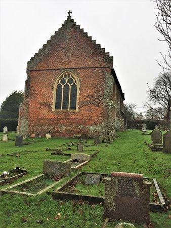 8.  St John the Baptist Church, Smallhythe, Kent