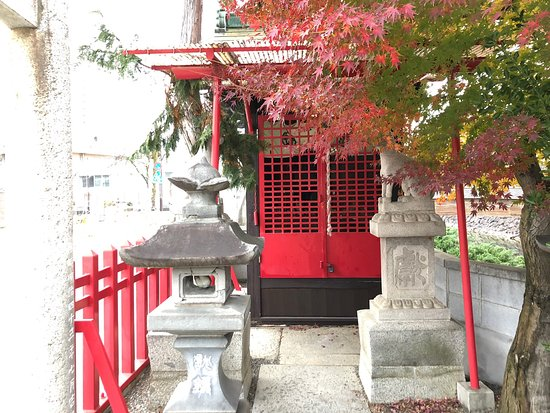 Shojo Inari Grand Shrine