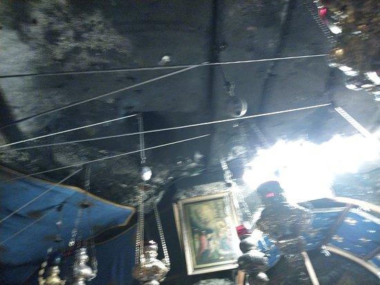 Grotto of Nativity.
