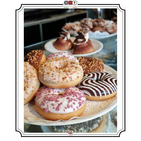Donuts e cestini al Tiramisù