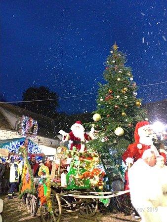 Janvry, France: Marché de Noël