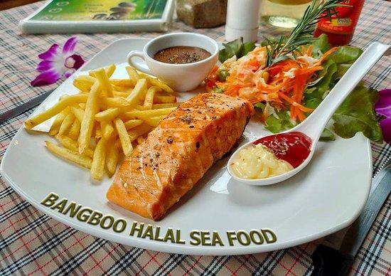 Excellent Halal Food Restaurant In Krabi Review Of Bangboo Halal Seafood Restaurant Ao Nang Thailand Tripadvisor