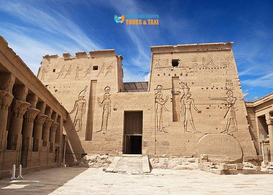Assuan, Ägypten: Philae Temple Aswan best Pharaonic Egypt Tourist Places Attractions – Hurghada Excursions https://hurghadalovers.com/philae-temple-aswan/