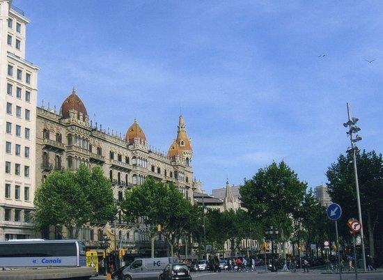 Barcellona: Paseo de Gracia