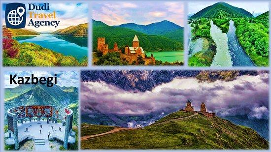 Kazbegi Daily Group and Individual Tours: Contact us: +995 551 155 212