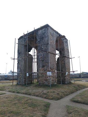 Old ruins of Jaffna dutch fort