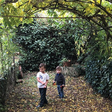 Florence, Italie : A Fantastic Thanksgiving Holiday, November 2019 * Villa Acacia  www.firenzedreaming.com  Lorenzo & Luisella You have a Lovely Villa. Thank you. We will definitely return.