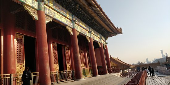 Private Day Tour of Tiananmen Square Forbidden City and the Great Wall Photo