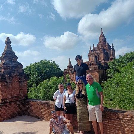 Myin Ka Bar, Мьянма: Day Tour Bagan