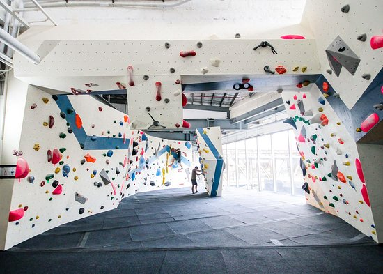 The Bouldering Hive