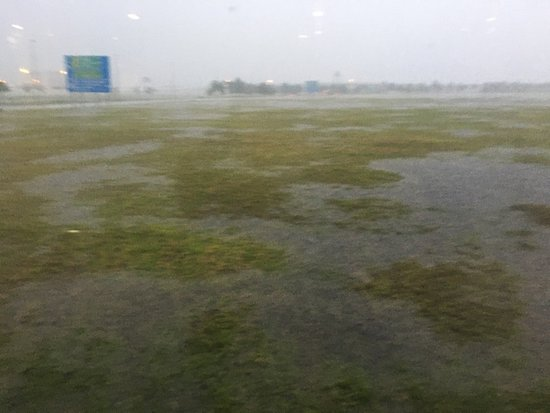 When it rains in KL it REALLY rains!