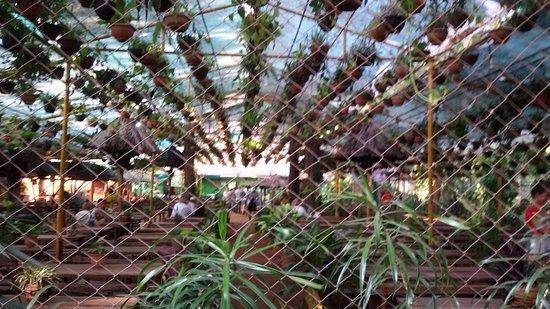 Garden Restaurant of resort