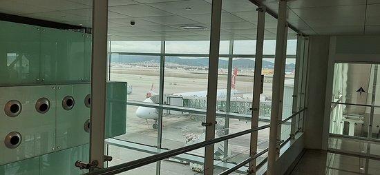 Turkish Airlines : TC-JTL El Prat Barcelona